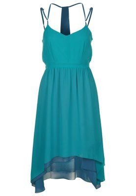 Even&Odd Summer dress turquoise