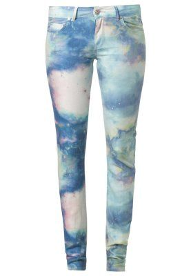 Supertrash PARADISE GALAXY Slim fit jeans blue