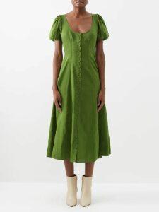 Calvin Klein 205w39nyc - Stephen Sprouse Cotton Jersey T Shirt - Womens - White Multi