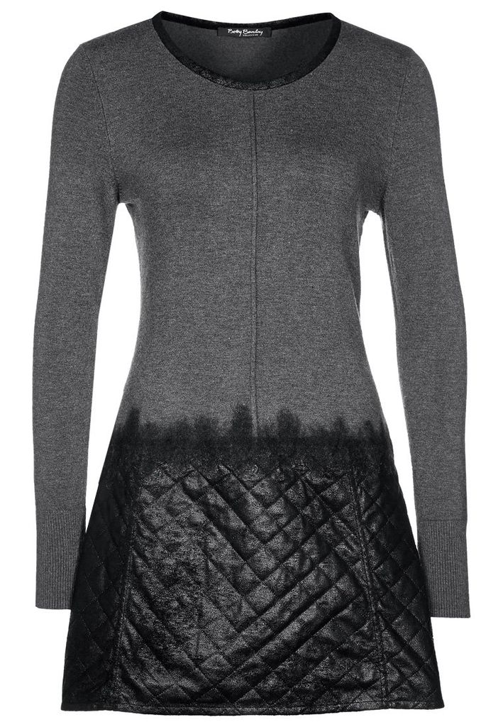 Betty Barclay Jumper dress grey