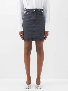 Christian Louboutin - Lady See 100 Leopard-print Ankle Boots - Womens - Leopard