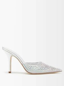 Christian Louboutin - Lady See 100 Leopard Print Ankle Boots - Womens - Leopard