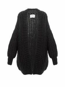 La Prestic Ouiston - Leopard Cuff Silk Twill Shirt - Womens - Light Brown