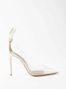 Thierry Colson - Theda Cotton-poplin Shirt - Womens - Blue