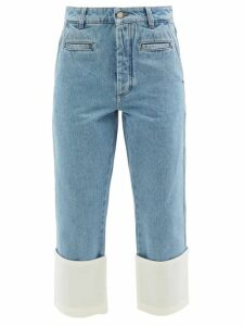Sensi Studio - Woven Straw Tote Bag - Womens - Beige Multi