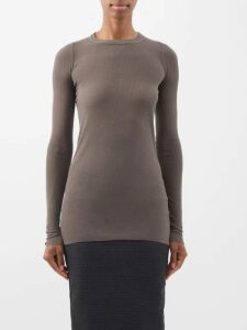 Three Graces London - Clarissa Linen Wrap Midi Dress - Womens - Yellow