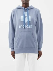 Raey - Long-sleeved Slubby Cotton-jersey T-shirt - Womens - Light Pink