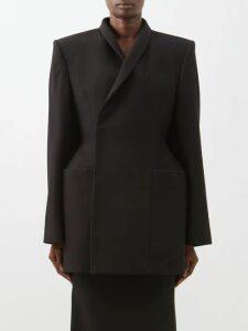 Le Sirenuse, Positano - Giada Striped Cotton-poplin Kaftan - Womens - Multi