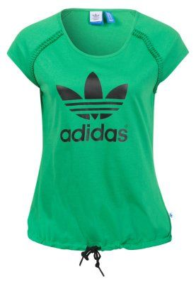 adidas Originals Print Tshirt green