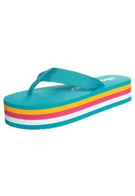 Rocket Dog CLEO WEBBING Flip flops blue