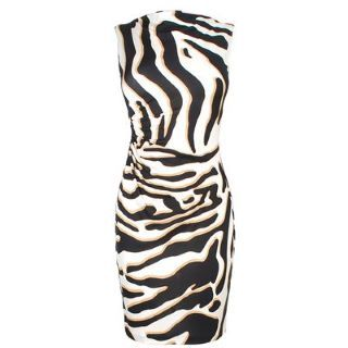 DIANE VON FURSTENBERG Zebra Dress