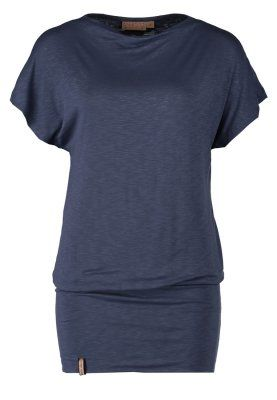 Naketano LINDA IV Jersey dress blue