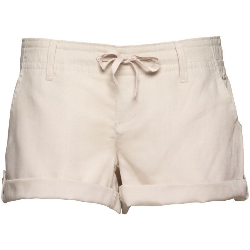 Nike Womens 6.0 Linen Shorts Birch