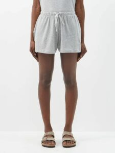 Dodo Bar Or - Renee Floral Print Silk Midi Dress - Womens - Brown Multi