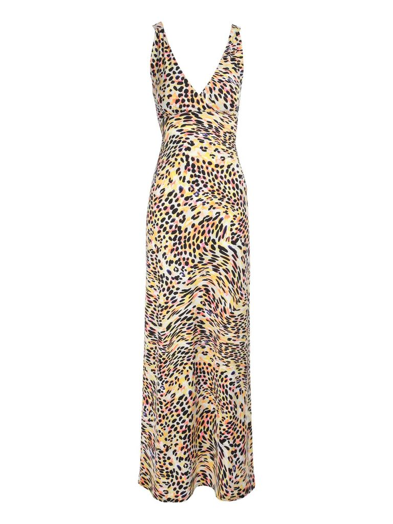 Jane Norman Animal print maxi dress, Animal