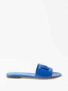 Khaite - Delphine Smocked Bodice Cotton Dress - Womens - Red