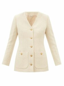 Three Graces London - Francille Tie-waist Silk Dress - Womens - Black