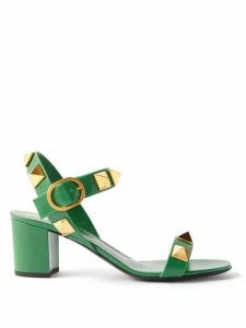 Etro - Violante Floral-jacquard Trousers - Womens - Blue Multi