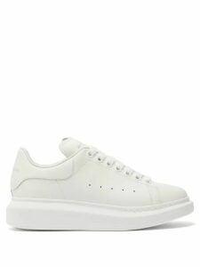 Chloé - Sonnie Raised Sole Low Top Trainers - Womens - Beige Multi