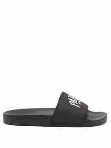 Raey - Cross-over Polka-dot Silk Top - Womens - Green Print