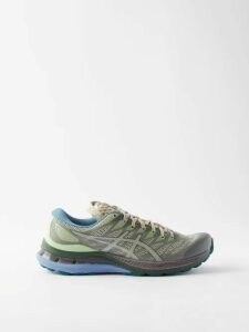 Givenchy - Logo-embroidered Cotton-poplin Shirt - Womens - Light Blue