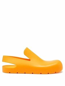Marni - Contrast Stitch Cotton Blend Cropped Trousers - Womens - Beige