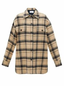 Bottega Veneta - Hawaiian-print Silk-twill Shirt - Womens - Ivory Multi