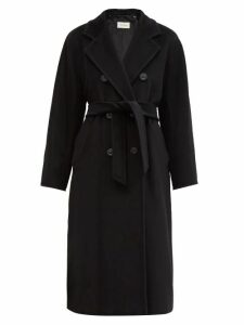 Max Mara - Madame Coat - Womens - Black