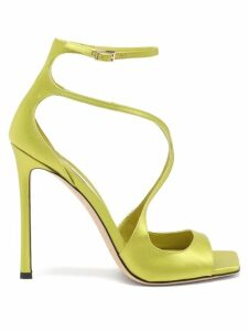 Norma Kamali - Tiered-fringe Stretch-jersey Crop Top - Womens - Blue