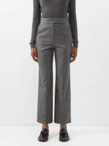 Isabel Marant - Ocho Sequinned One-shoulder Top - Womens - Silver Multi