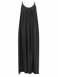 Etro - Paisley-print Silk-crepe De Chine Cropped Trousers - Womens - Blue