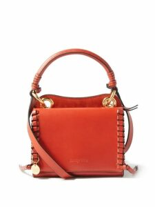 Marni - Contrast-stitch Cashmere Sweater - Womens - White Navy