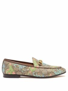 M Missoni - Vintage-scarf Silk-blend Lamé Maxi Dress - Womens - Multi