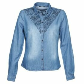 Kookaï  SMITH  women's Shirt in Blue