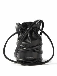 Erdem - Kirstie Floral Print Silk Chiffon Midi Dress - Womens - Navy Multi
