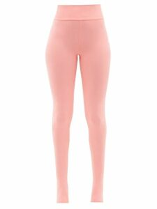 Christopher Kane - Crystal Embellished Patent Leather Pumps - Womens - Black