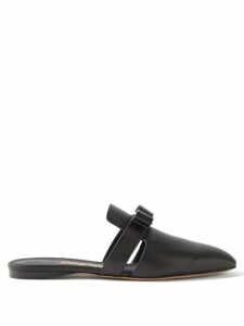 Belize - Lily Balloon-sleeve Linen Blouse - Womens - Light Brown