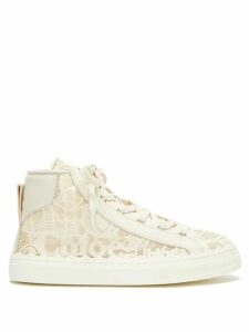 Gianvito Rossi - Python Loafers - Womens - Beige Multi