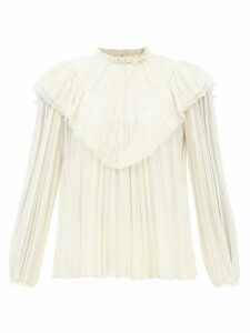 Norma Kamali - Cargo Pocket Stretch-jersey Jacket - Womens - Navy