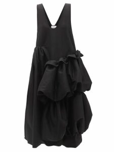 Three Graces London - Francille Tie-waist Silk Dress - Womens - Pink