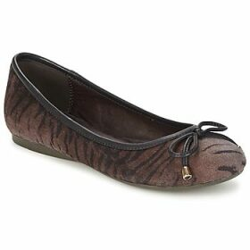 Moony Mood  LIESA  women's Shoes (Pumps / Ballerinas) in Brown