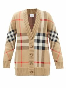 Balenciaga - Logo-tab Velvet Sweater - Womens - Yellow