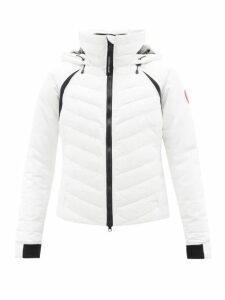 Dolce & Gabbana - Lilium Print Ruffled Cotton Dress - Womens - Black Print