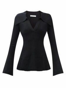 Proenza Schouler - Buckle-strap Cotton-poplin Dress - Womens - Orange