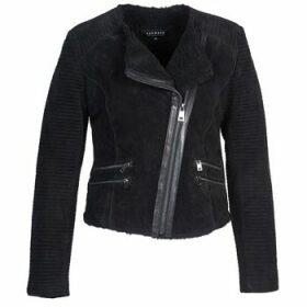 Oakwood  61022-501  women's Leather jacket in Black
