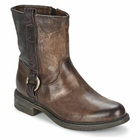 Mjus  CHEVELLE  women's Mid Boots in Brown
