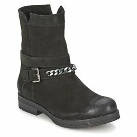 Casual Attitude  NERIL  women's Mid Boots in Black