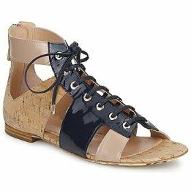 John Galliano  AN6379  women's Sandals in Blue