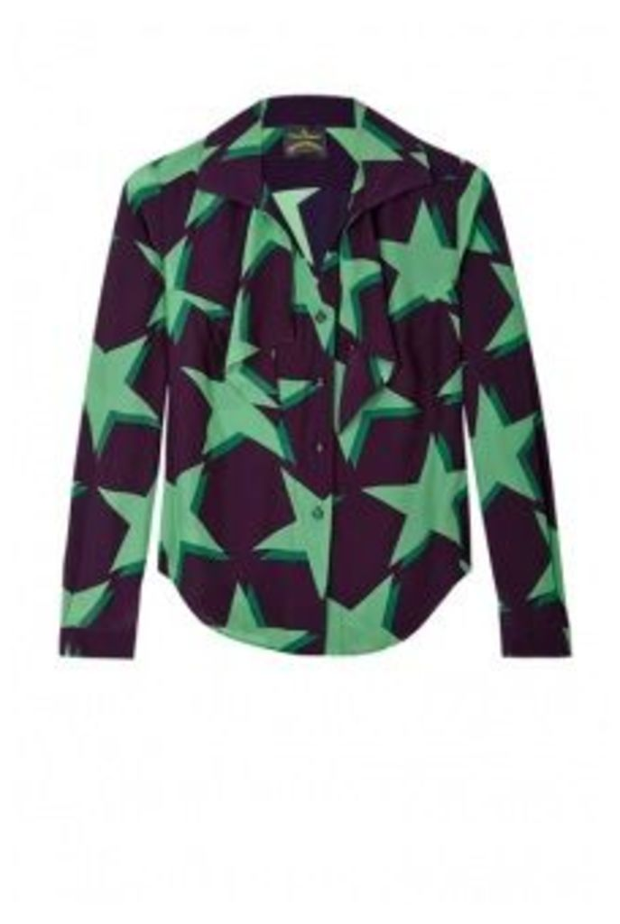 3-D Star Approval Shirt By Vivienne Westwood Anglomania