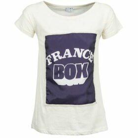 Kling  WARHOL  women's T shirt in White